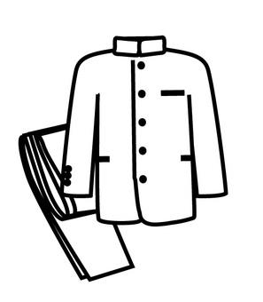 남성용 교복