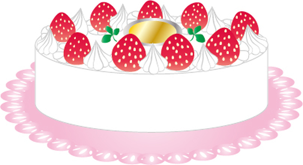 New decoration cake
