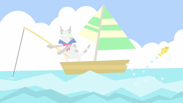 Yacht cat