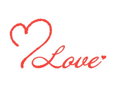 愛在心中的性格