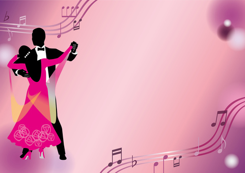 Ballroom dance _ Background 1