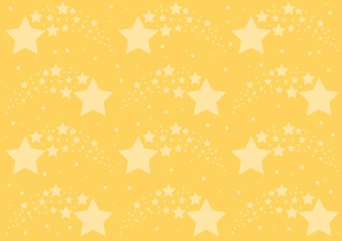 Wallpaper - Meteor - Orange