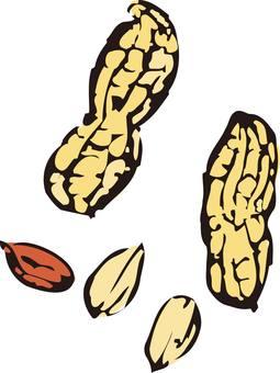 Peanuts, peanuts
