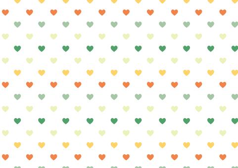 Heart pattern ◆ Spring
