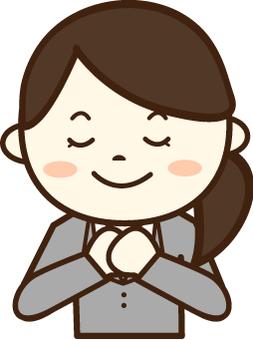 Suit woman (Smile 6)