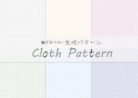 Seamless fabric pattern