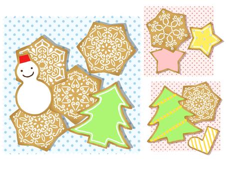 Christmas cookie 02