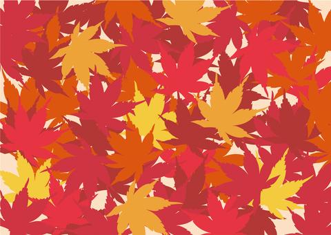Autumn leaves carpet C