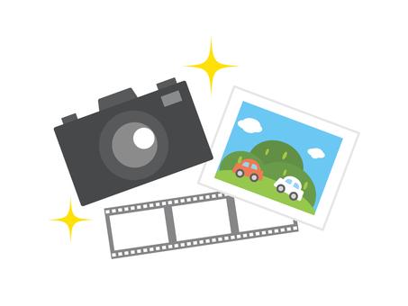 カメラと写真1