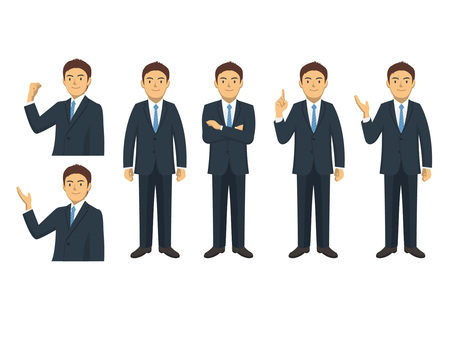Businessman - set 3
