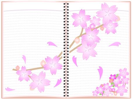 Sakura note 02