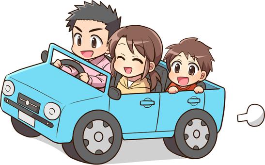 가족 드라이브