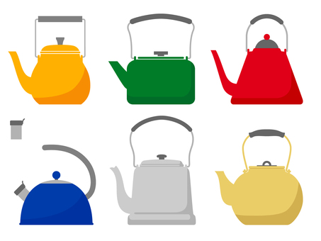 Kettle various