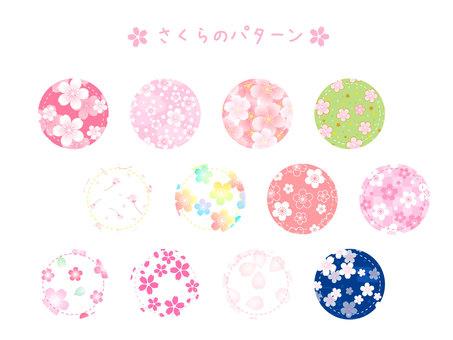 Sakura's pattern