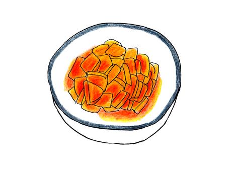Fukujin pickle 02