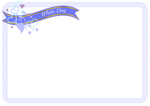White day material 7
