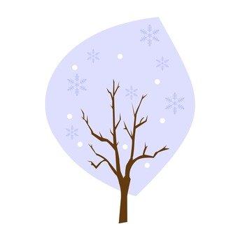 파스텔 나무 03