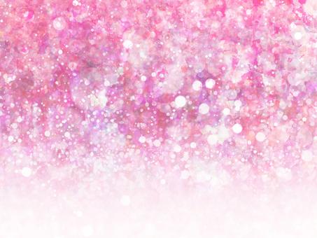 Mixing dots 90 (pink white)
