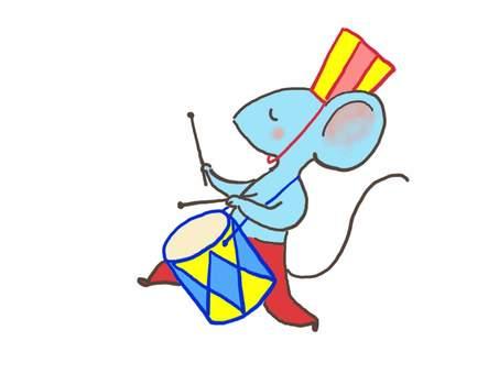 브라스 밴드 쥐 1