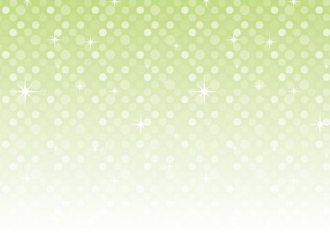 Gradient dots background glitter