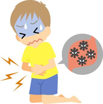 Summer / food poisoning