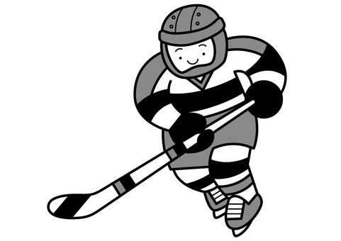 Ice hockey 2c