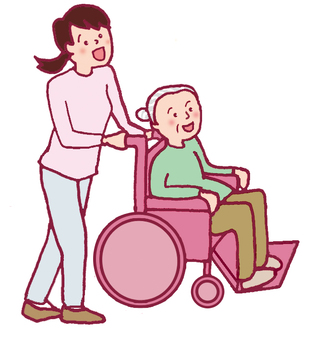 Wheelchair - assistance