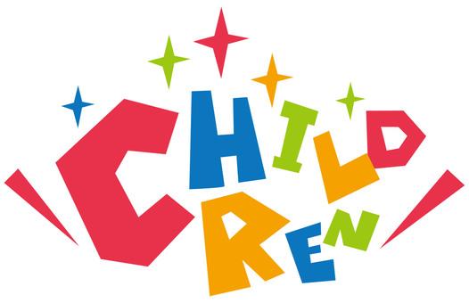 CHILDREN ☆ Children ☆ POP logo