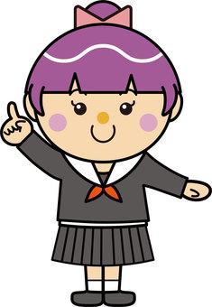 Student 02_01 (girl)