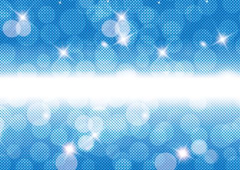 Blue Glitter 40