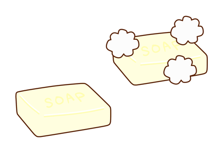 2 types of soap