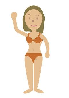 Swimsuit beauty 2