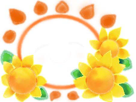 해바라기와 태양 3
