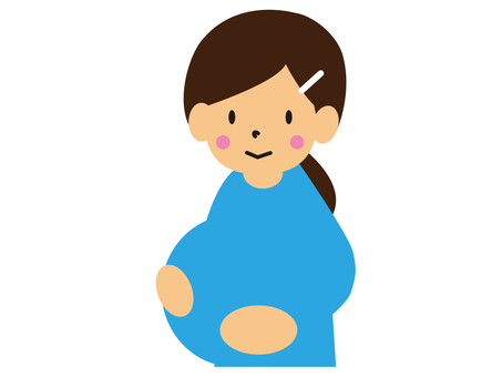 Pregnant woman 2