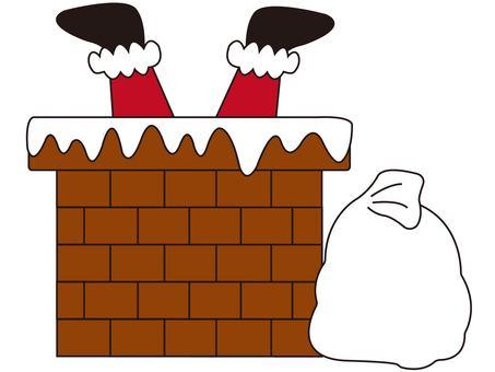 Santa Claus Chimney