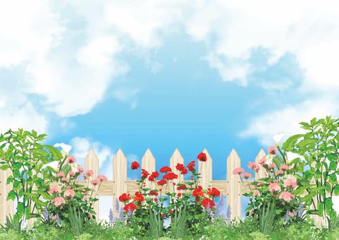 꽃의 정원