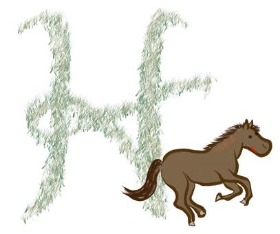 horse-H