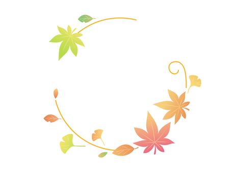 Fall image material 40