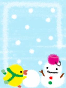Snowman ♪