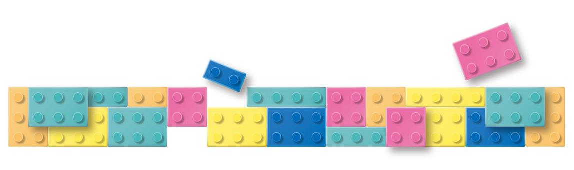 Block line kids color