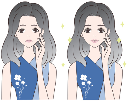 Women - Beauty, cosmetics, makeup, skin care