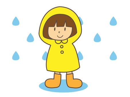 Rainy day (girls)