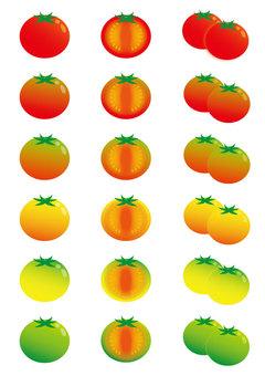 Petit tomato (Mini tomato)