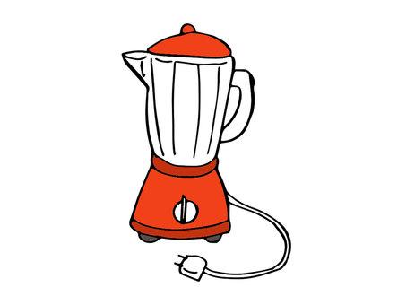昭和的攪拌機