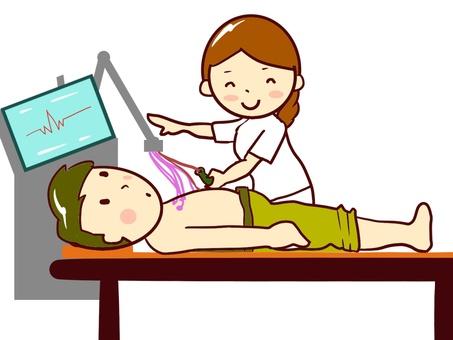 chacha electrocardiogram examination engineer