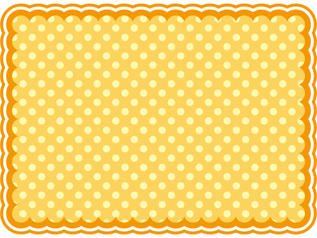 框架(橙色)