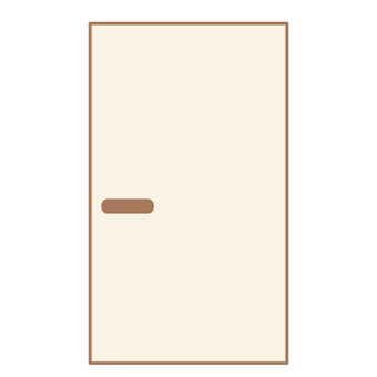Simple door image