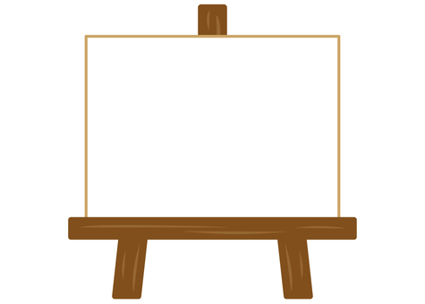 Easel White Board Frame ④