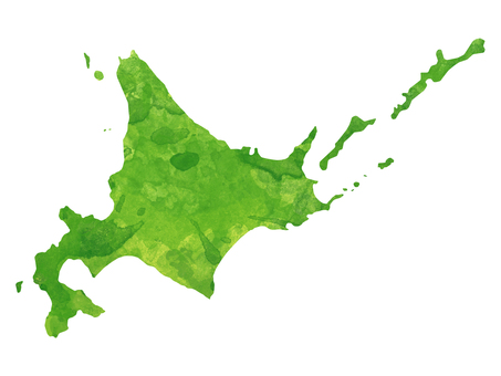 Hokkaido map [2]