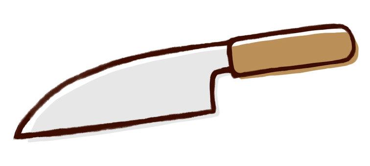 Kitchen knife 01